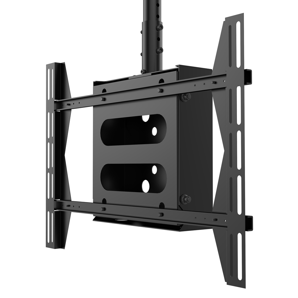 吊顶电视支架带集线盒437