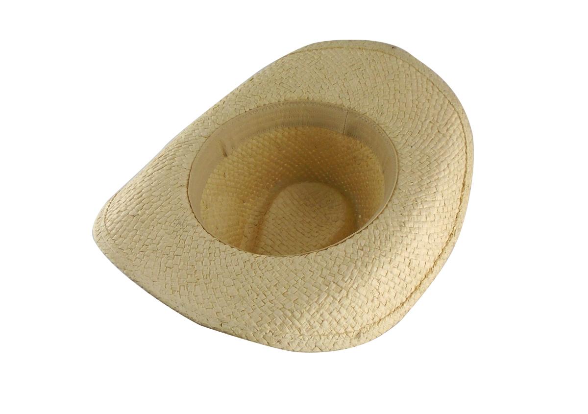 76eac939b1b Custom Logo Promotional Straw Cowboy Hat - Buy custom straw hat ...