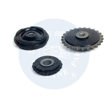 456-6364 Roller set Rubber parts
