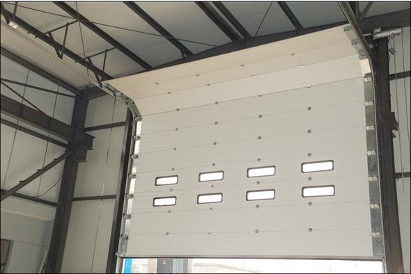 high lifting industrial door (2)