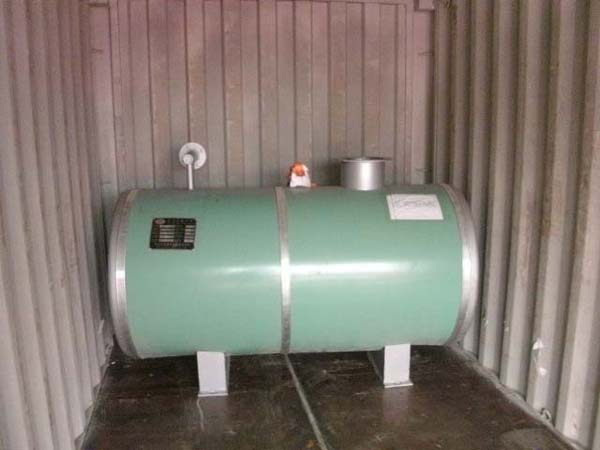 themral oil heating system