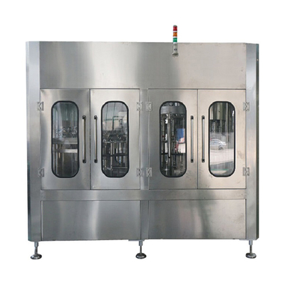 CGF24-24-8 Drinking Water Bottling Plant (3 in 1 machine, 10000bph, 500ml)