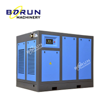 132KW Variable Frequency Screw Air Compressor (Permanent Magnetic Motor)