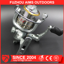 AIMS high quality metal spinning fishing reels made in china TY2000