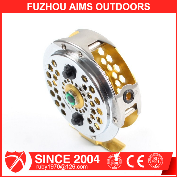 AIMS wholesale best price Aluminum alloy fly fishing reelsl for fishing tackle BF1000