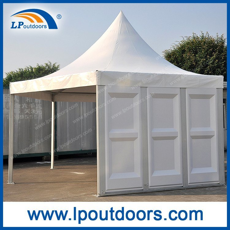 Dia 6m Outdoor Polygon Marquee Pagoda Tent with ABS Wall
