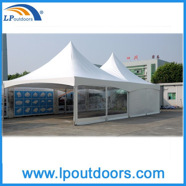 6X12m Aluminum Marquee Spring Top Tension Tent for Party Events