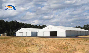 Industrial warehouse tent storage effect is not good?