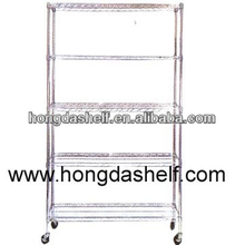 folding wire shelf