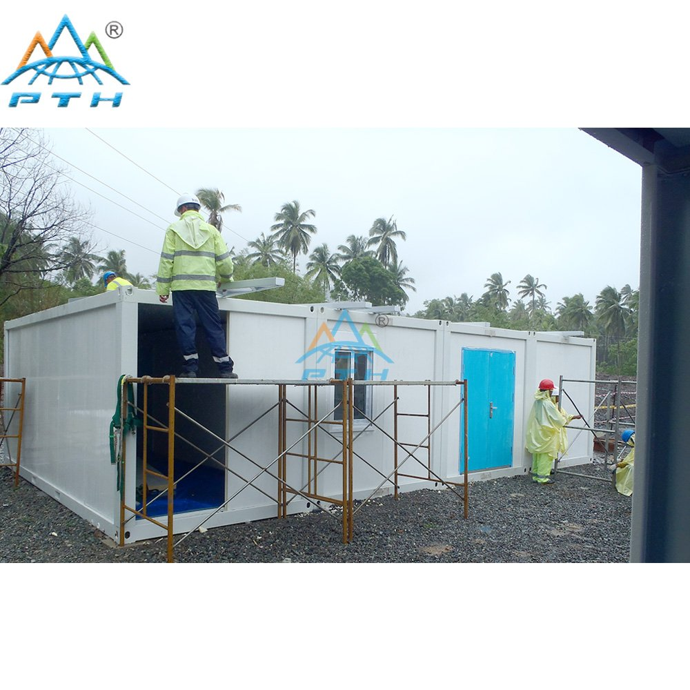 Modular Prefab Economical Container House/Office In Philippines
