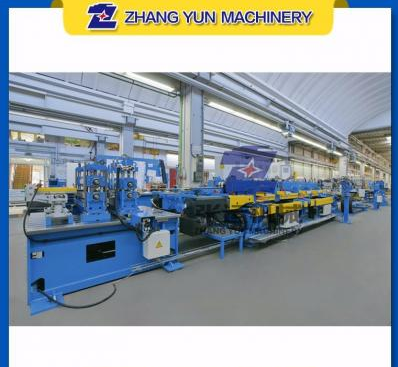 What is Photovoltaic Bracket Roll Forming Production Line