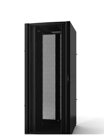 R-SERIES 42U 800MM WIDEX1100MM DEEP SERVER RACK RCS82110 RakworX