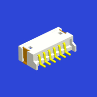 ZH1.5mm spacing horizontal connector WTB