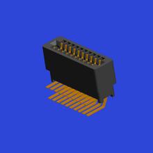 2.54mm间距连接器-B