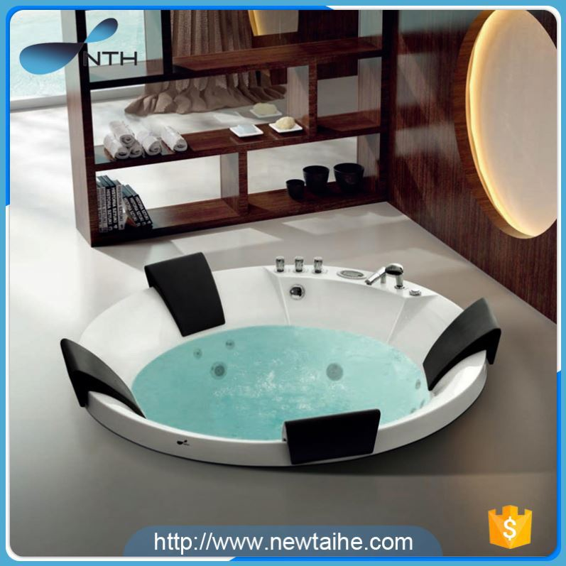 NTH alibaba factory new villa O3 system spa and whirlpool bath with ...