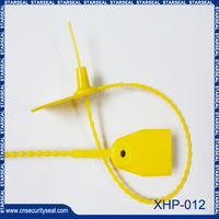 Adjustable plastic cable sea