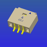 1.5mm间距母座BTB
