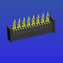 1.25mm间距A型直针双面接FPC