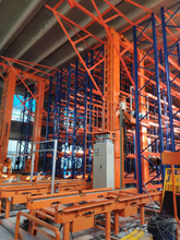 化工行業-立體倉庫