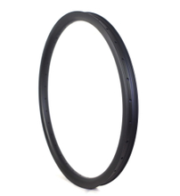 free shipping 2 pcs 27.5ER DH carbon rims 40mm width 32mm depth tubeless carbon mtb rims