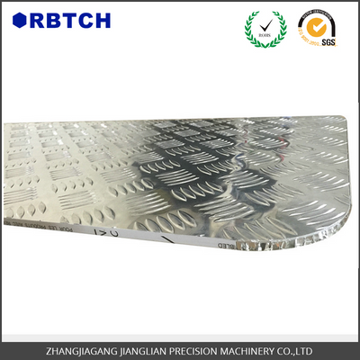 Aluminum Honeycomb Panel for bus train door