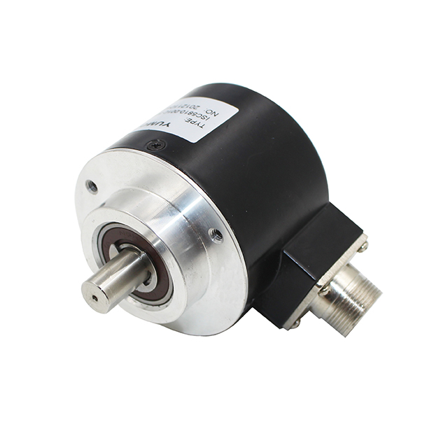 ISC6008 Outer diameter 60mm Shaft 8mm Shaft Encoder