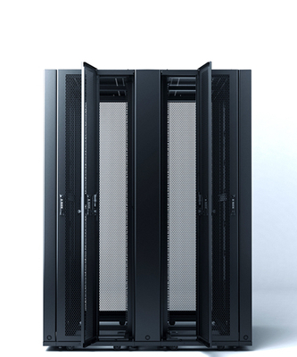 ACCESS RACK NCR62080 (2)+200MM chamber(1)+100MM chamber (2) CABLING