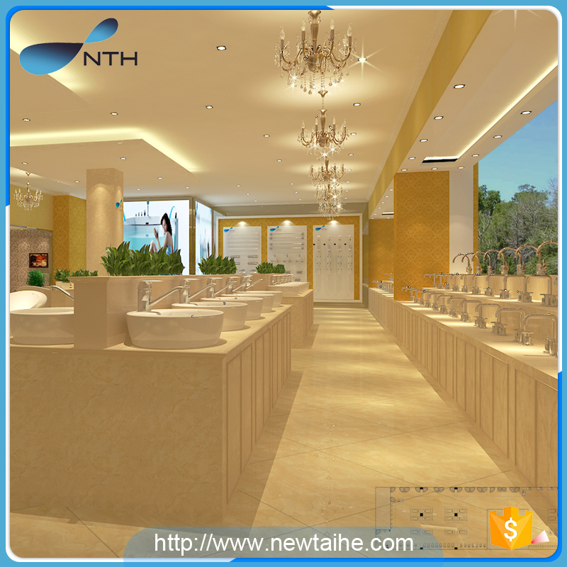 NTH custom sizes cheap price tempered glass self contained bath ...