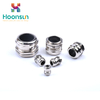 nickel plated brass waterproof metal cable gland ip68 m16