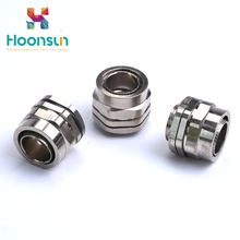 Exporter ip68 brass explosion proof cable gland size