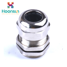 Hot Sale Waterproof Metal Through Type Cable Gland