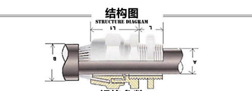 BW Series Armored Cable Gland
