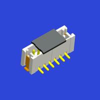 ZH1.5mm Pitch 圆针立贴 WTB
