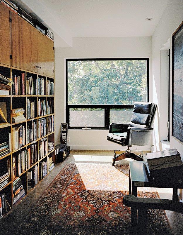 Third floor study