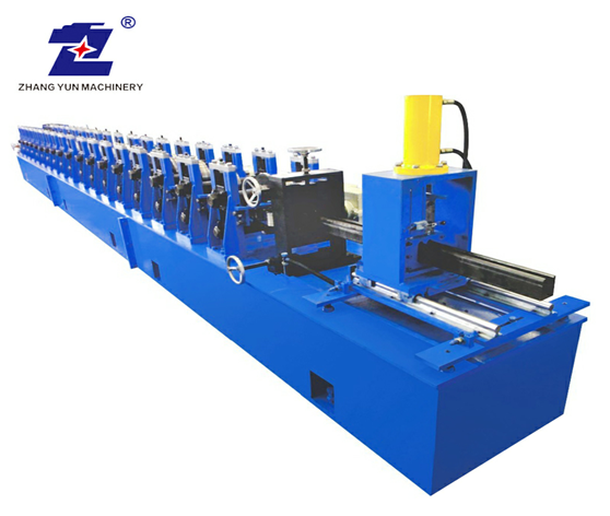 Portable Roll Forming Metal Roof Machines