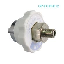 French Standard Medical Gas Terminal Connector