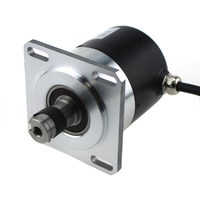 EB58M15K-L5PR-900-9V7000 Outer diameter 58mm 5V DC Shaft Incremental Rotary Encoder