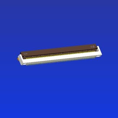 0.50mm间距H=1.7mm翻盖