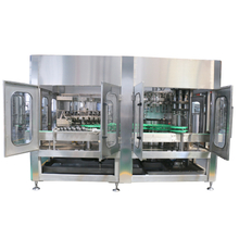 6000-8000BPH 3 in 1 Beer Filling Device For Glass Bottle(BGF32-32-10)