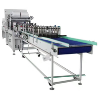 Linear Style Hot Shrinking Film Packing Machine