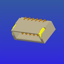 1.0mm间距T3内焊型WTB