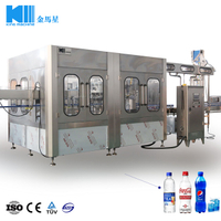 10000BPH Automatic Carbonated Drink Filling Machine DCGF32-32-10
