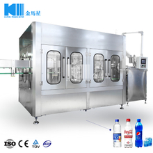 Carbonated Drink 3-in-1 Filling Machine 7000BPH