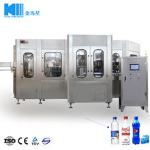Carbonated Soft Drink Filling Machine 24000BPH