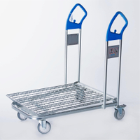 Flat Bed Cargo Trolley (YRD-L7)