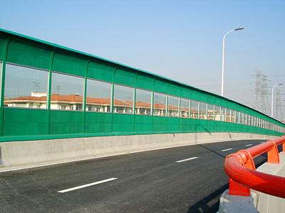 桥梁(高架)桥声屏障