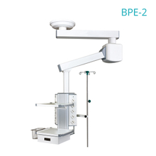 Hospital use double arm electric surgical ceiling meidical pendant