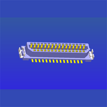 1.0mm spacing common place BTB