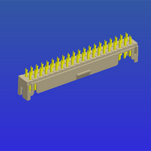 PH2.0mm spacing two-row T2 straight needle