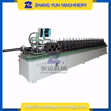 Drawer slide cold roll forming machine